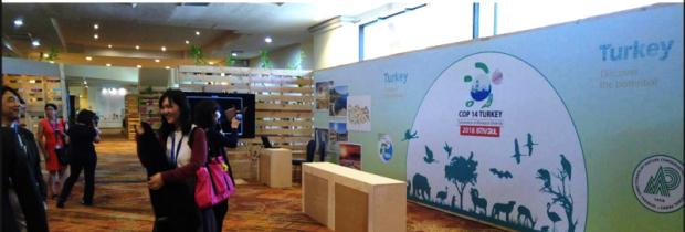 Türkiye, BM Biyolojik Çeşitlilik Sözleşmesi 14. Taraflar Konferansı'nın Ev Sahipliği İçin Aday Oldu