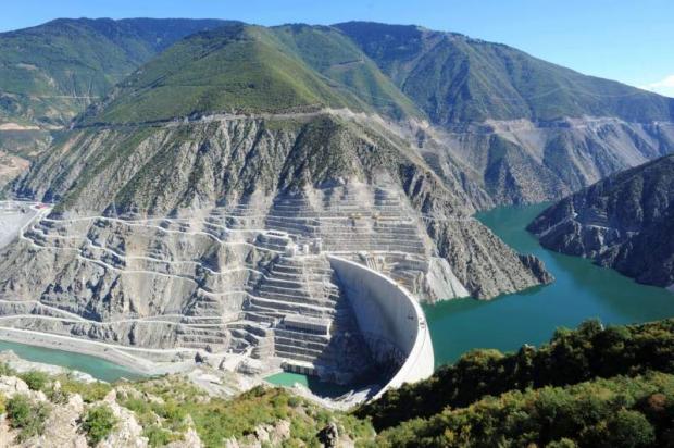Deriner Barajı Milli Ekonomiye 2016 Sonu İtibarıyla 1.55 Milyar Lira Katkı Verdi…