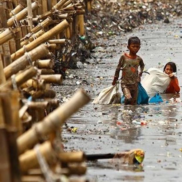 Çevre Kirliliği Yüzünden Her Yıl 1,7 Milyon Çocuk Ölüyor