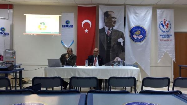 """""""İnsaf et, Tasarruf et!"""" Projesi Osmaniye'de Başladı"""