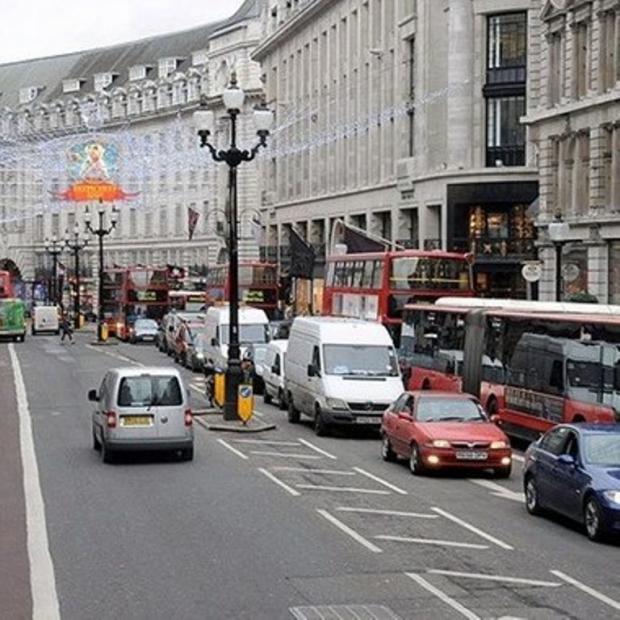 Londra'da Çevreci Olmayan Araçlara Ek Vergi