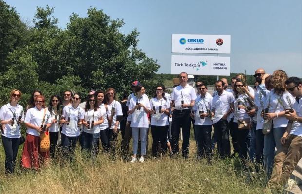 ÇEKUD Türk Telekom İşbirliği