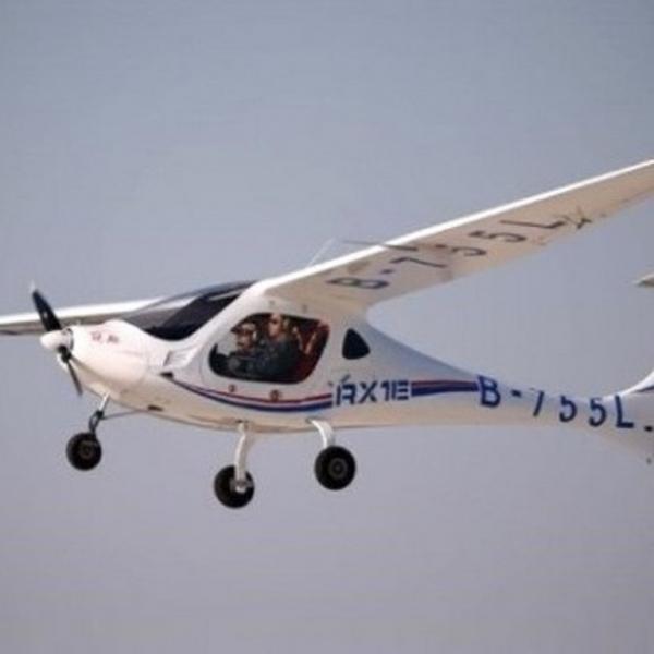 Elektrikli Uçak İlk Uçuşunu Yaptı