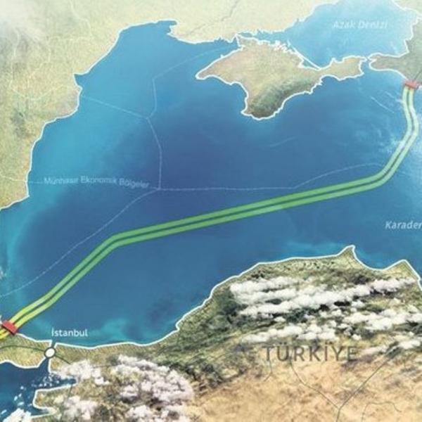 Türk Akım Boru Hattı ve Enerji Güvenliği