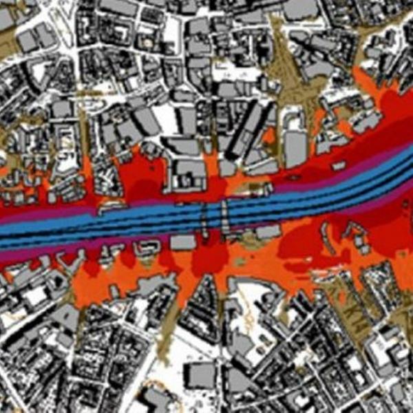 25 İlin Gürültü Haritası Çıkarıldı