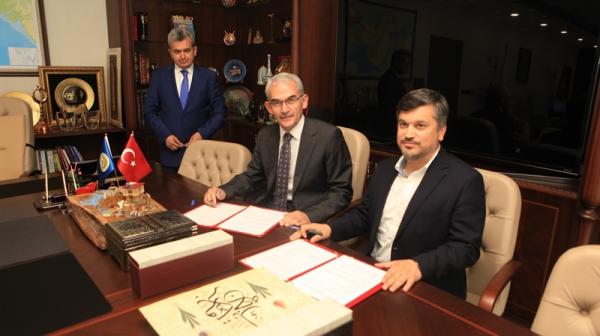 OGM ile ÇEKUD Arasında Ağaçlandırma İşbirliği Protokolü İmzalandı